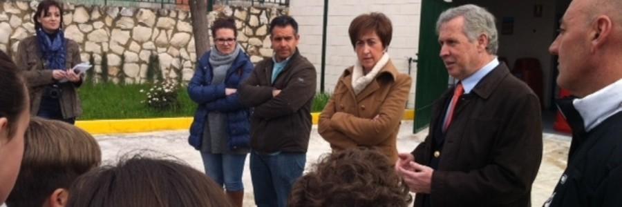 En funcionamiento el nuevo punto limpio de Moriles (Córdoba)