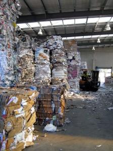 Repacar defiende la exportación de los residuos reciclables fuera de Europa