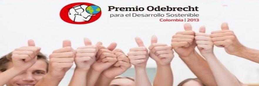 Proyecto para aprovechar residuos orgánicos gana Premio Odebrecht para el Desarrollo Sostenible de Colombia