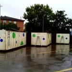 Mejoras en el sistema de control de acceso a los Puntos Limpios de Gijón