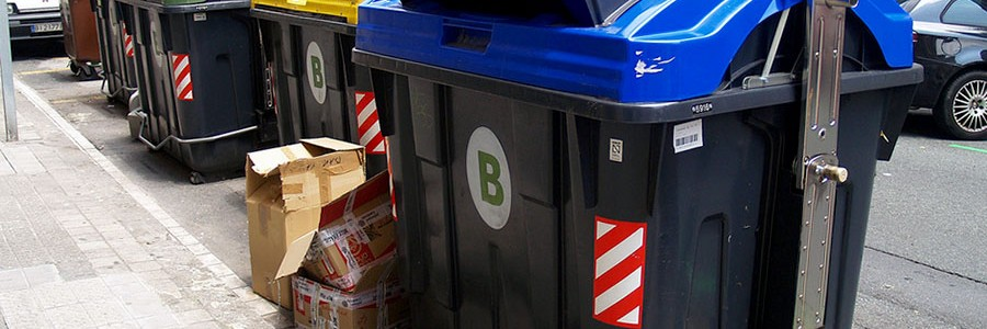 En 2014 se reciclaron en España 27 millones de toneladas de residuos