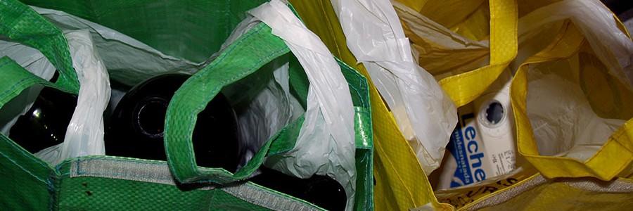 La recogida selectiva de residuos urbanos en la Mancomunidad de San Markos supera el 36%
