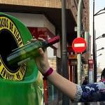Ecovidrio reta a 20.000 falleros a reciclar 40 toneladas de vidrio durante las Fallas 2014