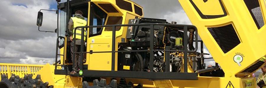 Bomag presenta su nueva generación de máquinas compactadoras