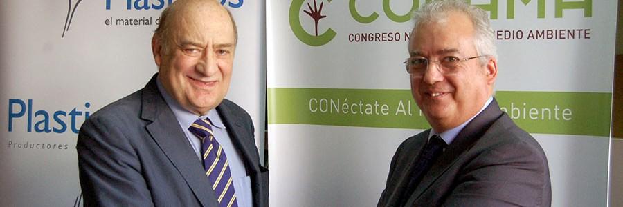 La industria plástica colaborará en la organización del Congreso Nacional de Medio Ambiente 2014