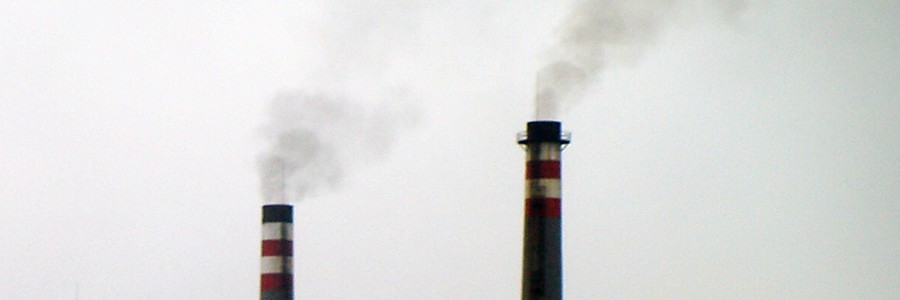 La industria europea emitió 1.731 millones de toneladas de CO2 en 2013