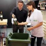 Recicladas 64.000 botellas de vidrio durante la feria Alimentaria