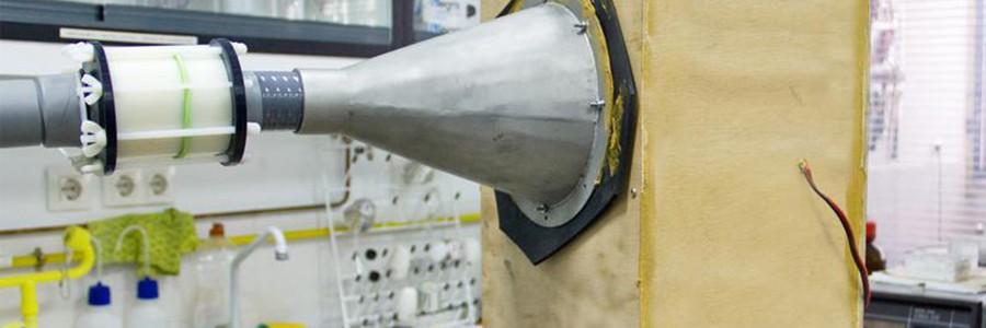 Investigadores sevillanos patentan un sistema para aumentar la captura de CO2 mediante ondas sonoras