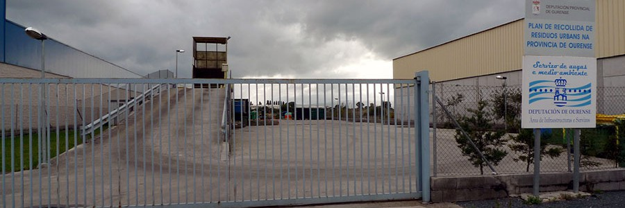 La Diputación de Ourense gestionará las plantas de residuos de Ribeiro y Celanova