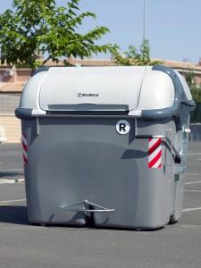 Nuevos contenedores de residuos en Valencia