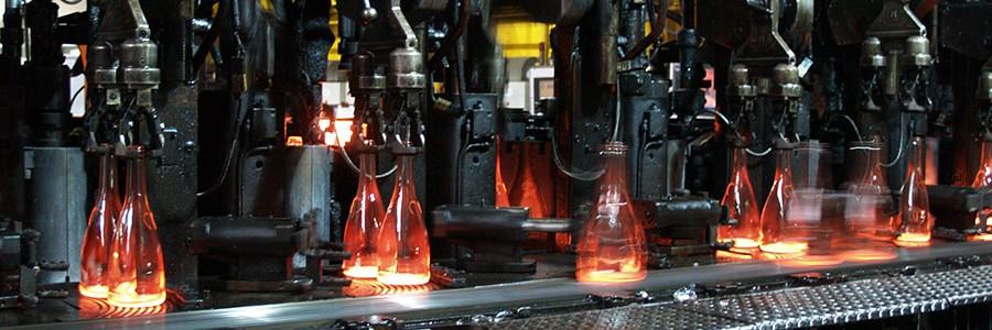 La tasa europea de reciclaje de vidrio supera el 70%