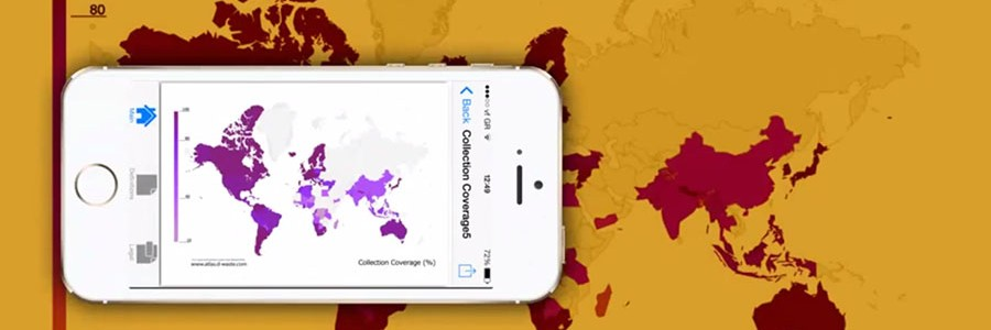Lanzan la primera aplicación móvil sobre la gestión de residuos a nivel mundial