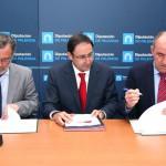 ERP España gestionará los residuos de pilas y baterias en Palencia