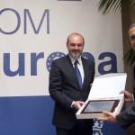 ECOBIONET, de AIMPLAS, premiado como mejor proyecto europeo por su malla biodegradable