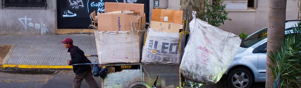 La IRR destaca el papel fundamental de los recicladores informales de América Latina y el Caribe