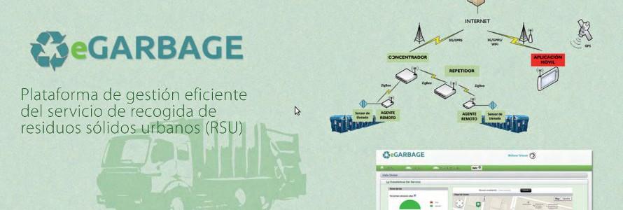 Proyecto LIFE EWAS para optimizar la gestión de residuos gracias a las TIC