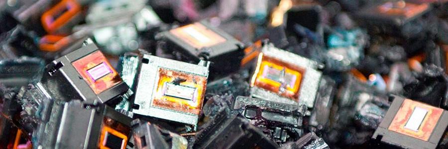 HP ya usa hasta un 75% de plástico reciclado en sus cartuchos de tinta