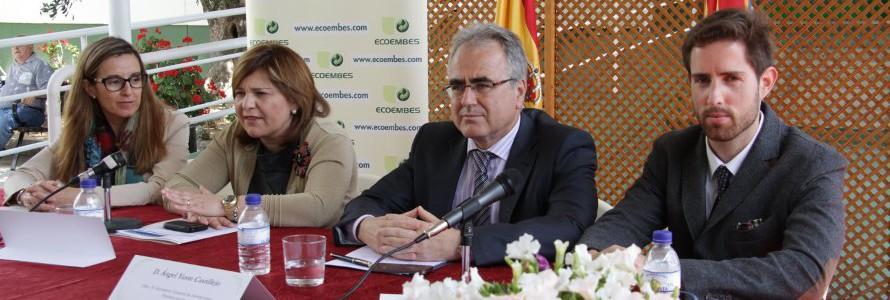 Acuerdo para formar internos del CIS de Valencia en gestión de residuos