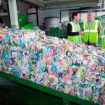 La planta de reciclaje de Júndiz (Álava) gestionó 4.400 toneladas de envases en 2013