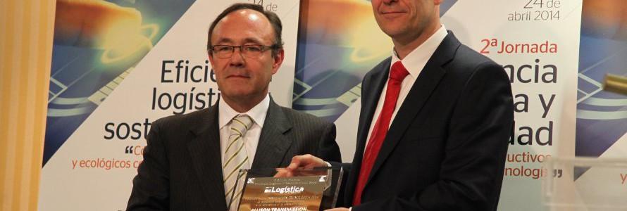 Allison Transmission recibe premio a la innovación tecnológica por FuelSense