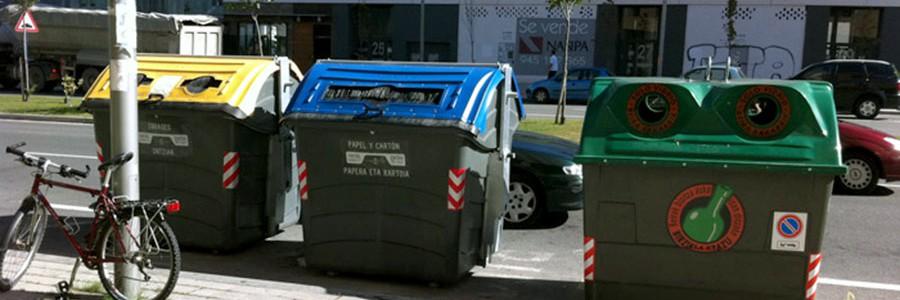 El reciclaje de papel y envases en Vitoria evitó la emisión de 7.400 toneladas de CO2 en 2013