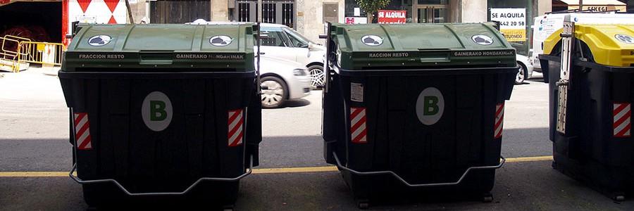 Bilbao se suma al sistema integral de tratamiento de residuos de Bizkaia