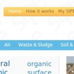 SIPE-RTD, web sobre estándares medioambientales para Europa