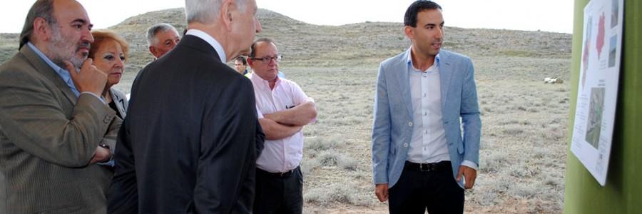 En marcha el proyecto de la segunda planta de reciclaje de Aragón