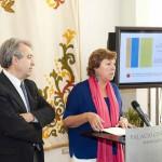 Las mejoras en la planta de tratamiento de Cartagena reducirán un 25% el envío de residuos a vertedero