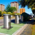 Elecnor se adjudica el soterramiento de contenedores en Gijón por un millón de euros
