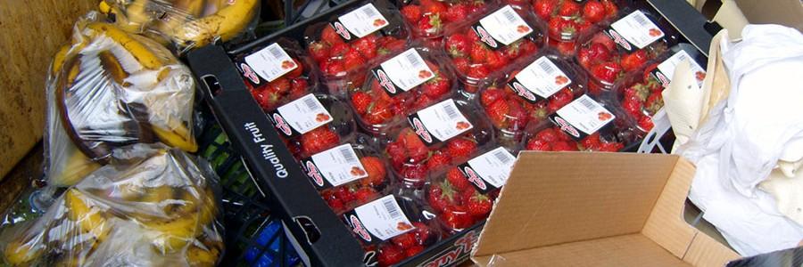 La industria alimentaria apela a la eficiencia frente al desperdicio de alimentos