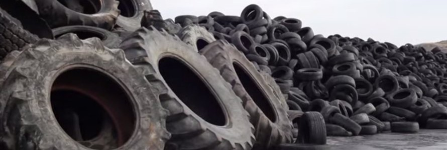 SIGNUS gestionó 162.521 toneladas de neumáticos usados en 2013