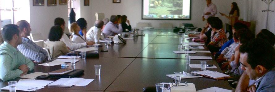El CTAER reúne a destacados representantes de la biomasa en Andalucía para orientar las acciones de mejoras tecnológicas del sector