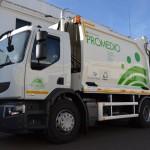 Renovados más de 2.000 contenedores y 21 camiones de recogida de residuos en la provincia de Badajoz