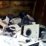 La Interpol visita la planta de RECILEC en en el marco de un proyecto frente a la gestión ilegal de residuos electrónicos