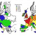 Los contaminantes orgánicos dañan los ecosistemas de agua dulce en toda Europa