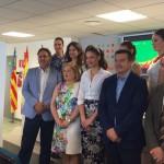 Iniciativa para potenciar reciclaje vidrio en Hogueras 2014 de Alicante
