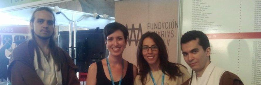Fundación Canarias Recicla premiará con una tablet a quien más RAEE recicle en Tenerife Lan Party