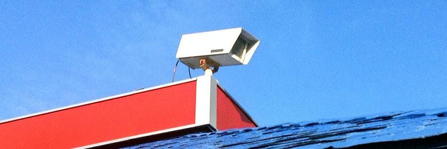Un Ayuntamiento galés instala cámaras para evitar el uso fraudulento del punto limpio