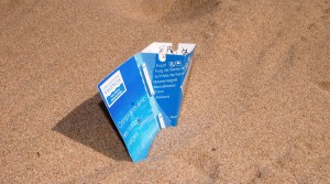 400.000 ceniceros para evitar colillas en las playas de valencia