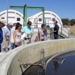 Un proyecto cordobés busca producir biofertilizantes a partir de aguas residuales depuradas