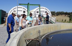Proyecto cordobés para obteber biofertilizantes de aguas depuradas