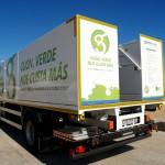 Las nuevas tecnologías ahorran viajes y combustible en la recogida de residuos en Gijón