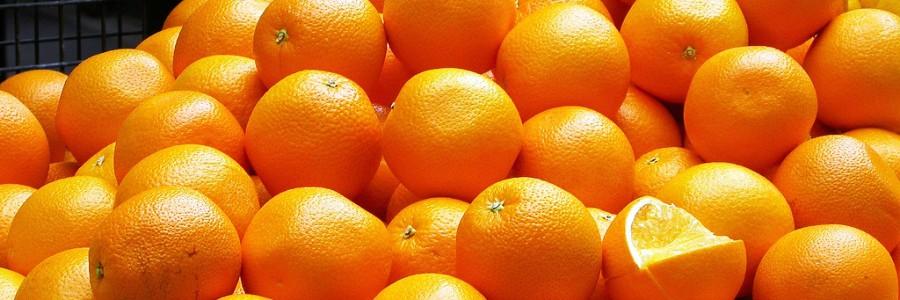 Proponen el uso de cáscaras de naranja para el tratamiento de aguas residuales