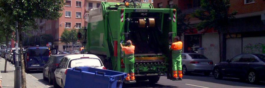 El sector de gestión de residuos urbanos busca aire en el extranjero
