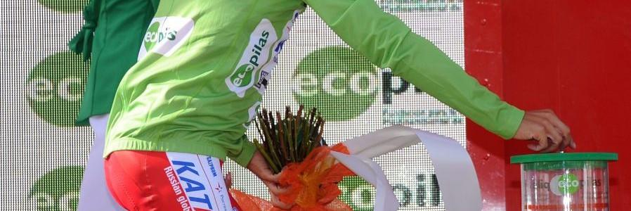 La Vuelta a España fomentará el reciclaje de pilas entre la afición