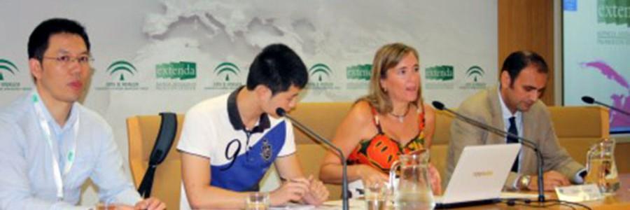 Empresas chinas y andaluzas del sector del reciclaje se reúnen en Sevilla