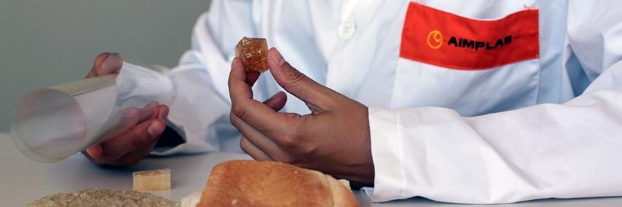 Residuos de pan para volver a envasar pan