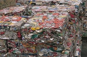 Recuperados el 46,8% de los envases de aluminio
