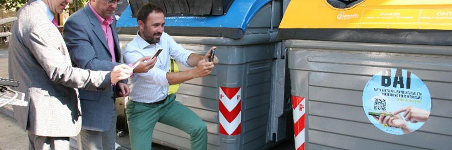 Una aplicación móvil para mejorar el reciclaje
